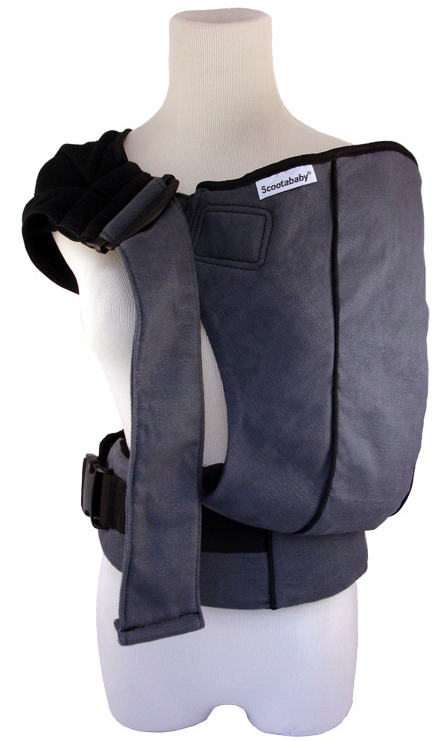 Scootababy - Charcoal color. BEST BUY!!
