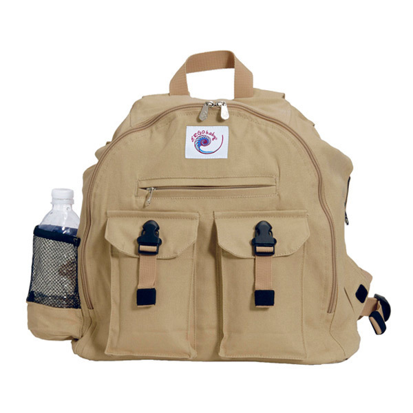 Ergo - Back pack (Camel out of stock) Photo for illustration ONLY.