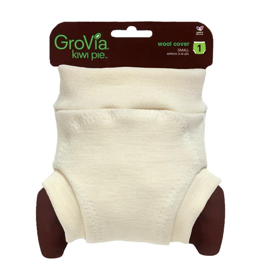 GroVia Kiwi Pie Wool Cover