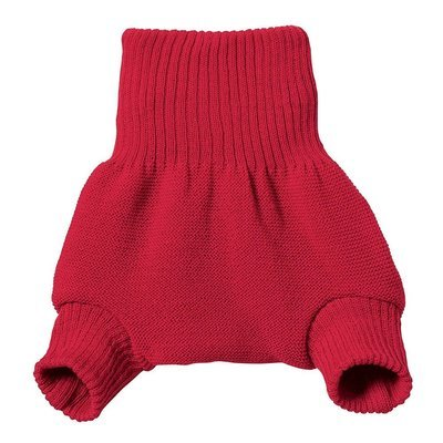 Disana Wool Overpants - Red