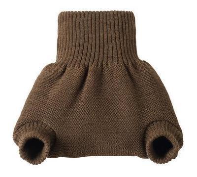 Disana Wool Overpants - Choco/Brown