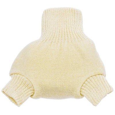 Disana Wool Overpants - Natural/Vanilla