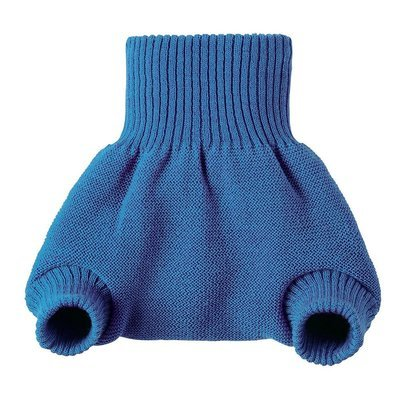 Disana Wool Overpants - Blue