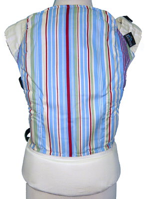 AngelPack Baby Carrier - Colligate Stripes