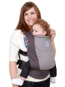 Authentic Moby GO Carrier - Gray