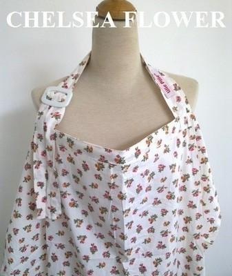 Lilie Pilie Nursing Cover - Chelsea Flower. MID-TERM SALE.