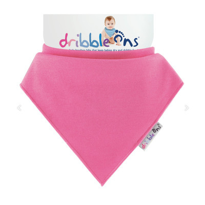 Dribble Ons - Dark Pink