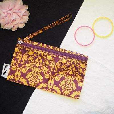 Rume Pocket Bags ONLY. Bulk purchase 5 or more RM10.00/per bag. Designs 5th Avenue, Hampton, Blue Line, Plum, Choco brown & Mustard.