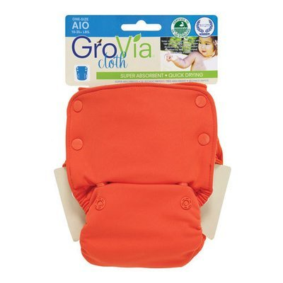 GroVia All-in-One (AIO) - Persimmon