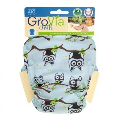 GroVia All-in-One (AIO) - Owl