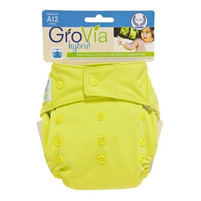 GroVia Single Shell Snap - Citrus