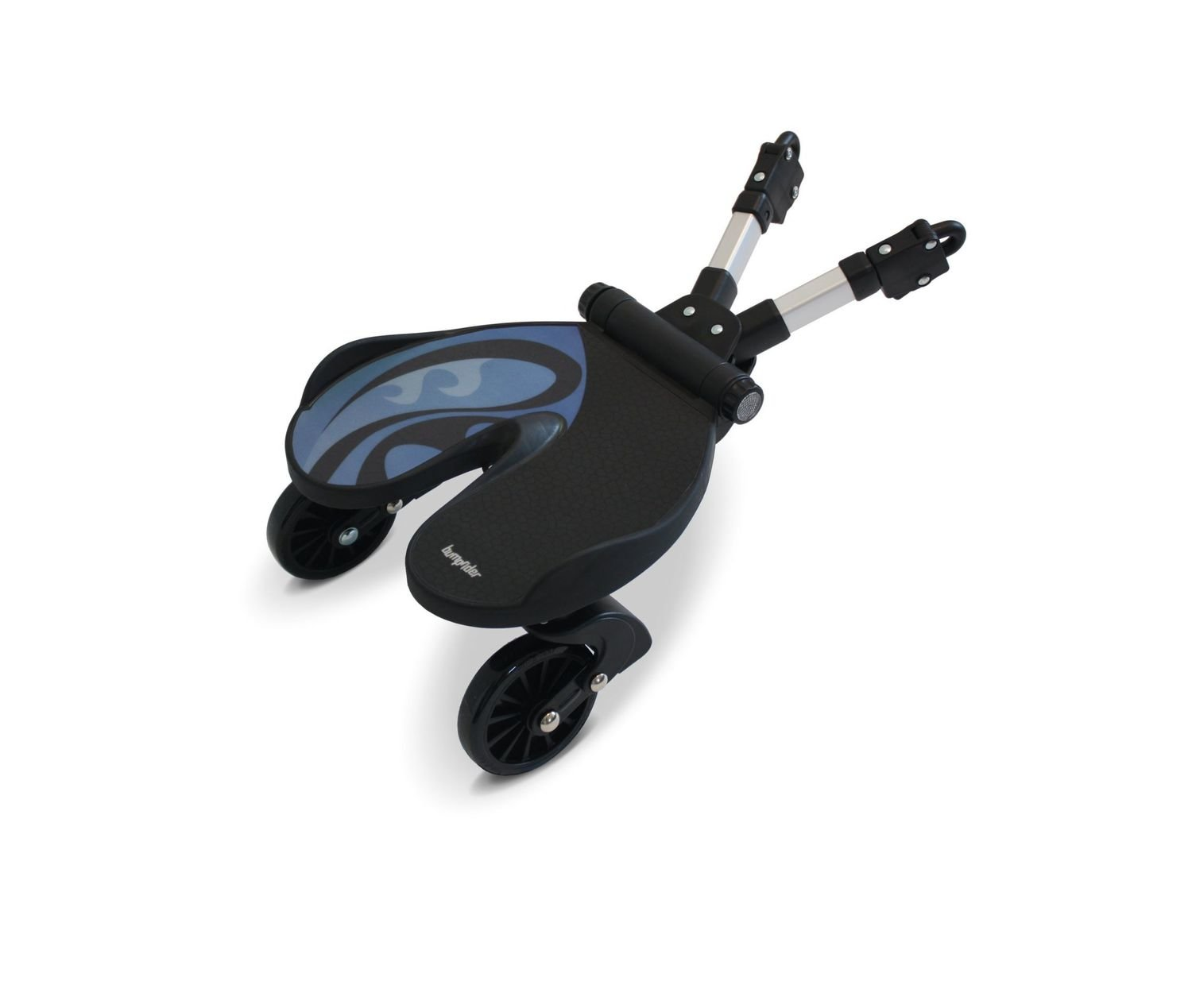Bumprider stand-on board, buggy board, Swedish Technology Made In S.Korea - Blue