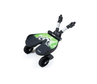 Bumprider stand-on-board, buggy board, Swedish Technology Made In S.Korea - Football