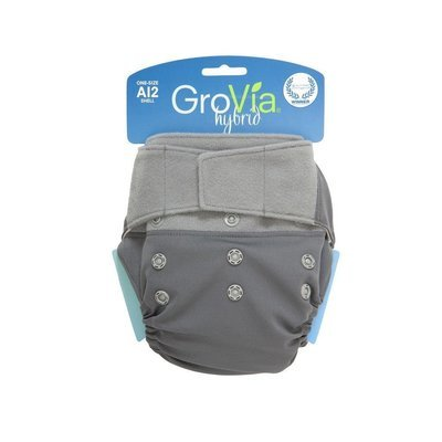 Grovia Aplix Hook and Loop AI2 Single Shell - Cloud