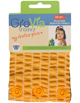 Grovia Side Flex (Plus) - Mandarin