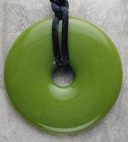 TEETHING BLING® SIGNATURE PENDANTS -Peridot
