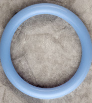 TEETHING BLING® BRACELET - Cotton Candy Blue