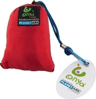 Onya Bag - Red Chilli/Small