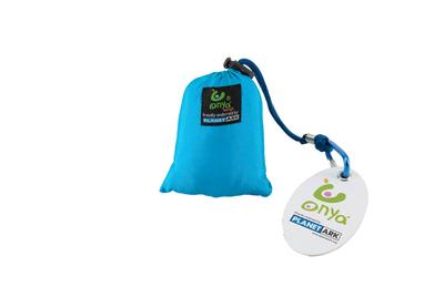Onya Bag - Turqoise/Blue/Small