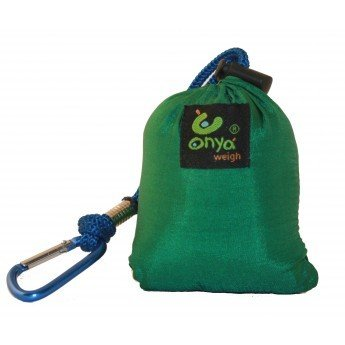ONYA  8-in-1 WEIGH FRUIT AND VEG REUSABLE BAGS - Green.