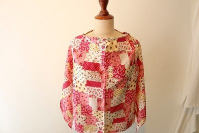 Tiny Tapir Nursing Cover - Pink blossom