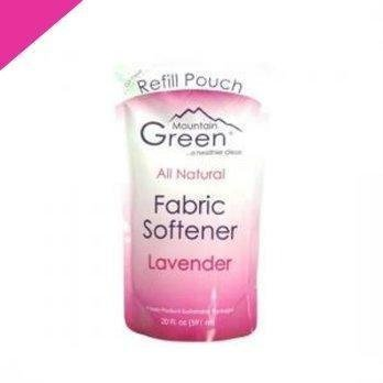 Mountain Green Softener Lavender (Refill Pack) 20 fl oz. ONLY FOR PURCHASE IN WM. OFFER PACK BUY 1 FREE 1.