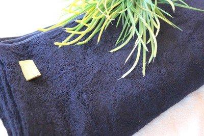 Nandina Bath Towel - Onyx (Aragon Collection) 33