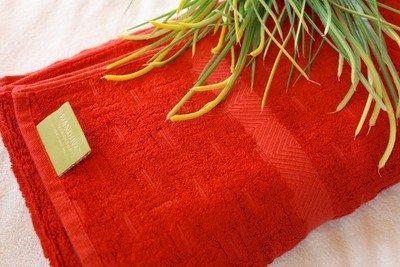 Nandina Bath Towel - Rosa (Savari Collection) 29