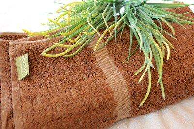 Nandina Bath Towel - Coconut Shell (Savari Collection) 29