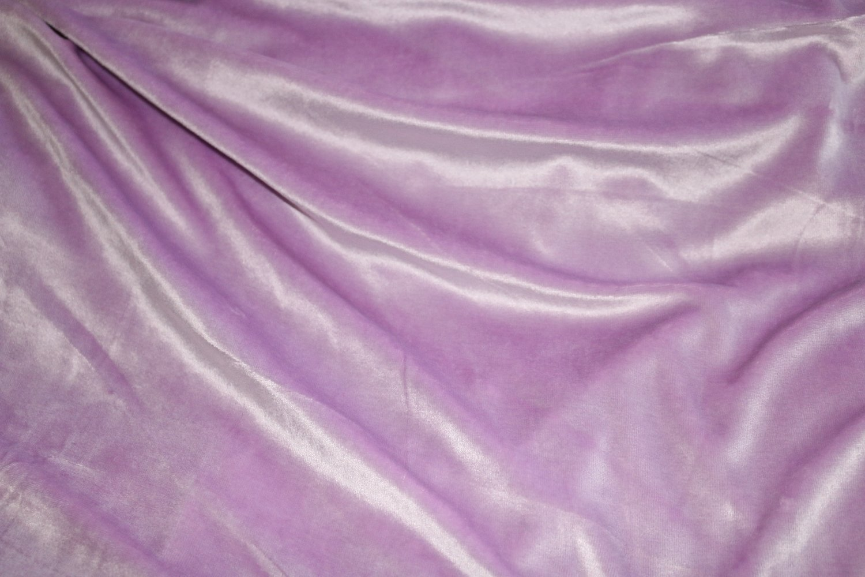 Bamboo Velour - Purple.