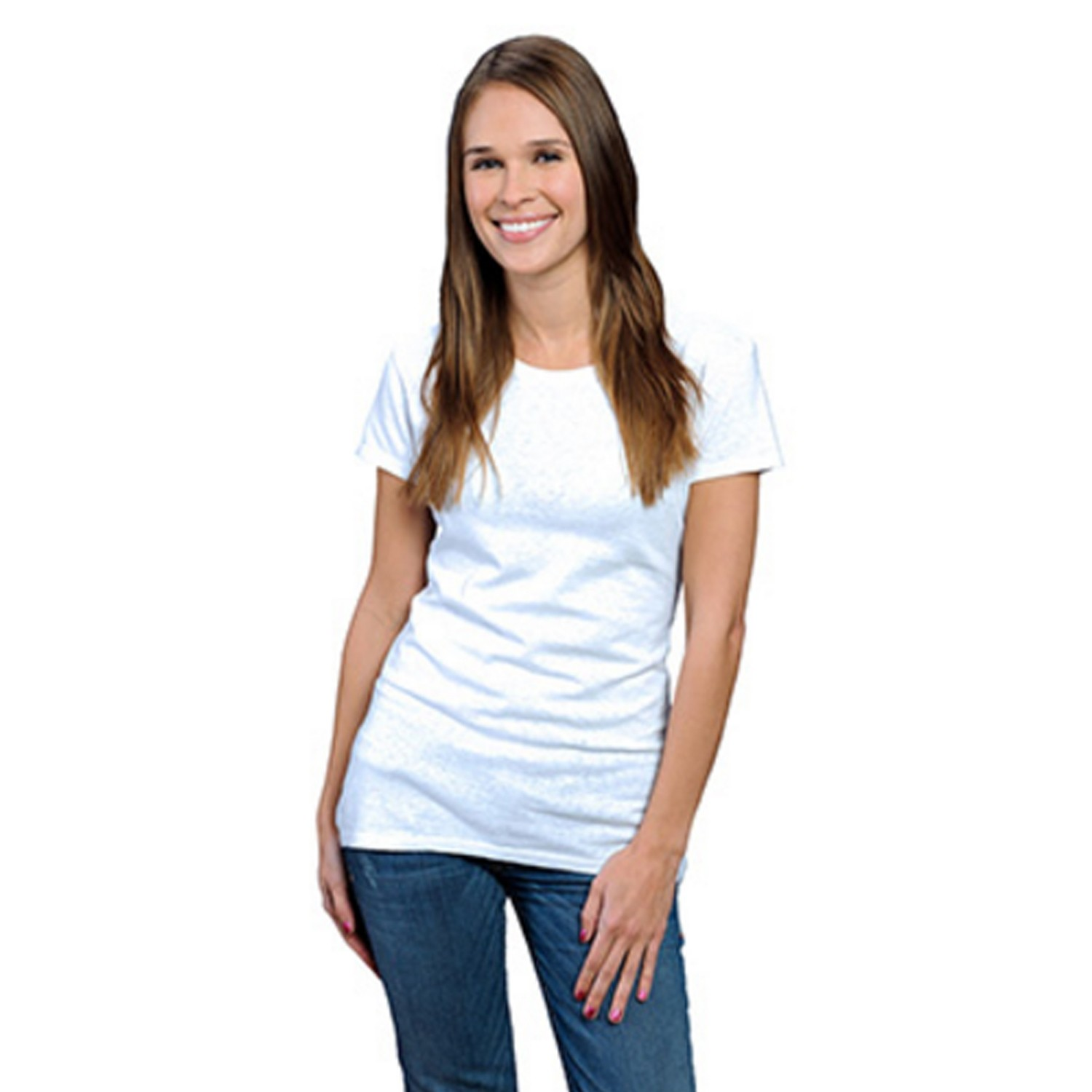 ONNO Women's Organic Bamboo T-shirts. Short Sleeves. Round neck.