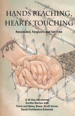 Hands Reaching Hearts Touching