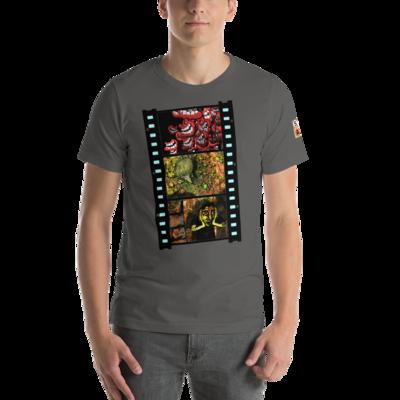 Animation Frames   Art by Mike Stuttman / SDAW - t-shirt