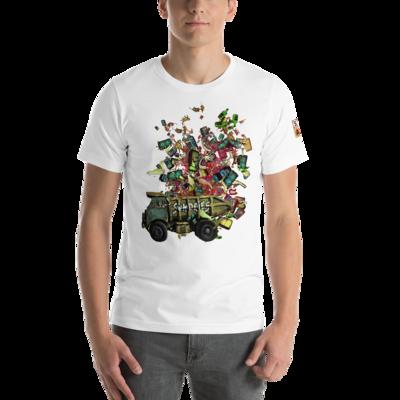 Sundries   Art by Mike Stuttman / SDAW - t-shirt