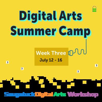 Summer Camp / Week 3