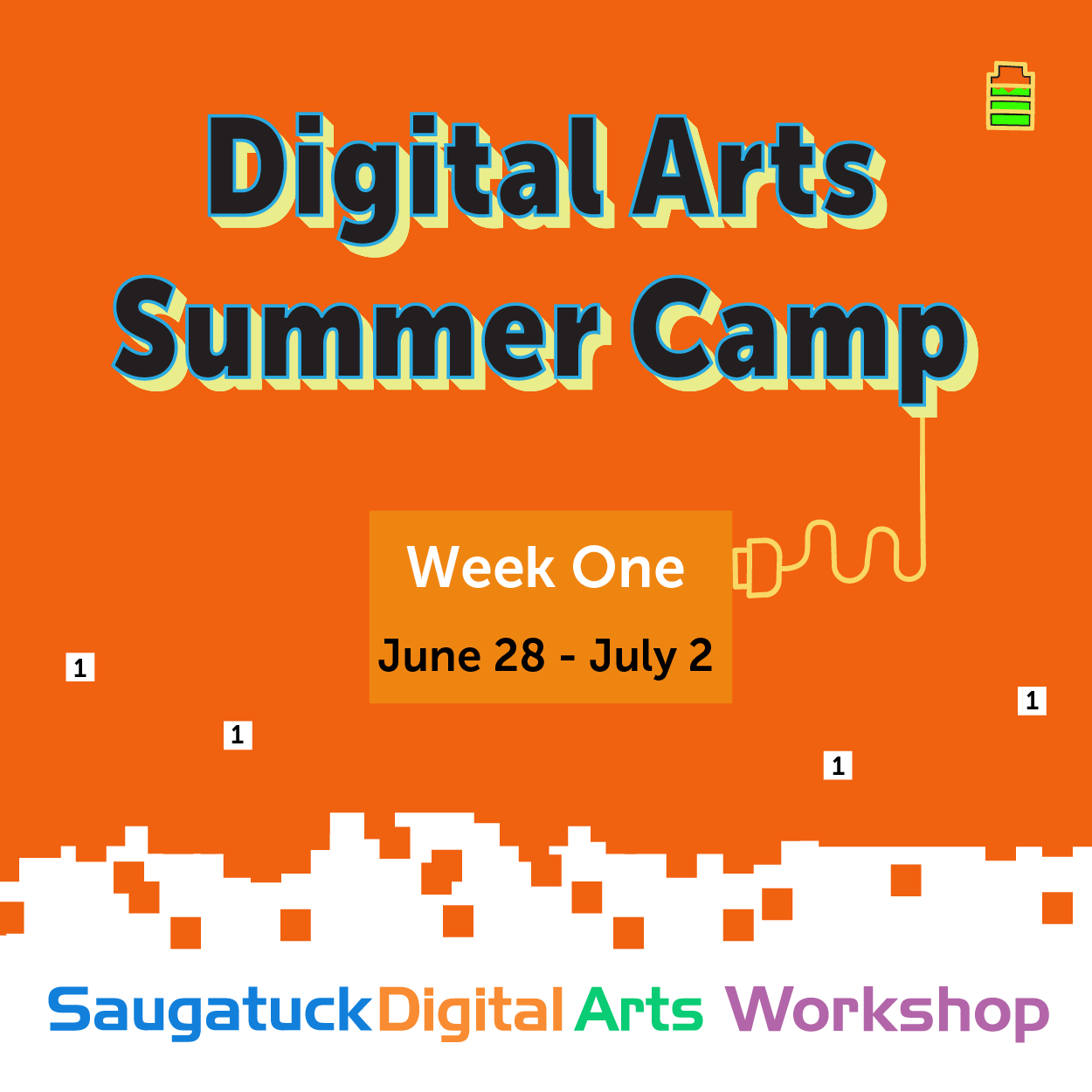 Summer Camp / Week 1