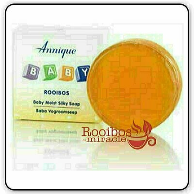 Baby Moist Silky Soap | Annique