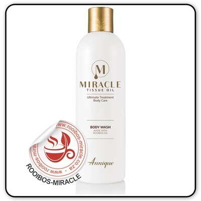 Miracle Tissue Oil Body Wash 400ml