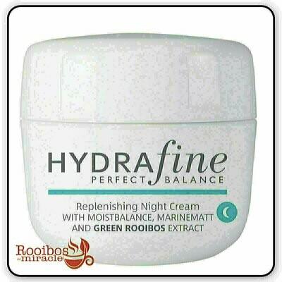 Hydrafine Replenishing Night Cream 50ml | Annique