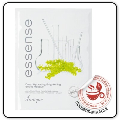 Deep Hydrating Brightening Sheet Masque  25ml | Annique