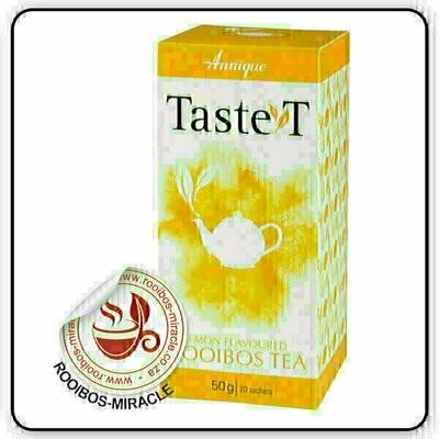 Lemon Flavoured Rooibos Tea 50g  | Annique