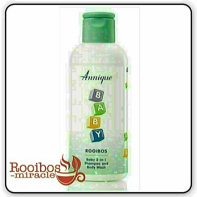 Baby 2-in-1 Shampoo and Body Wash | Annique