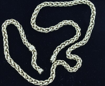 ADRIANO CHIMENTO 18 KT. GOLD NECKLACE/CHAIN