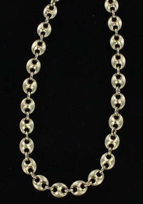 14KT CHAIN NECKLACE, 56.6 GRAMS