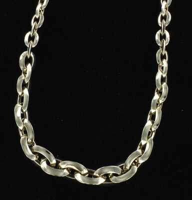 14KTY LINK NECKLACE