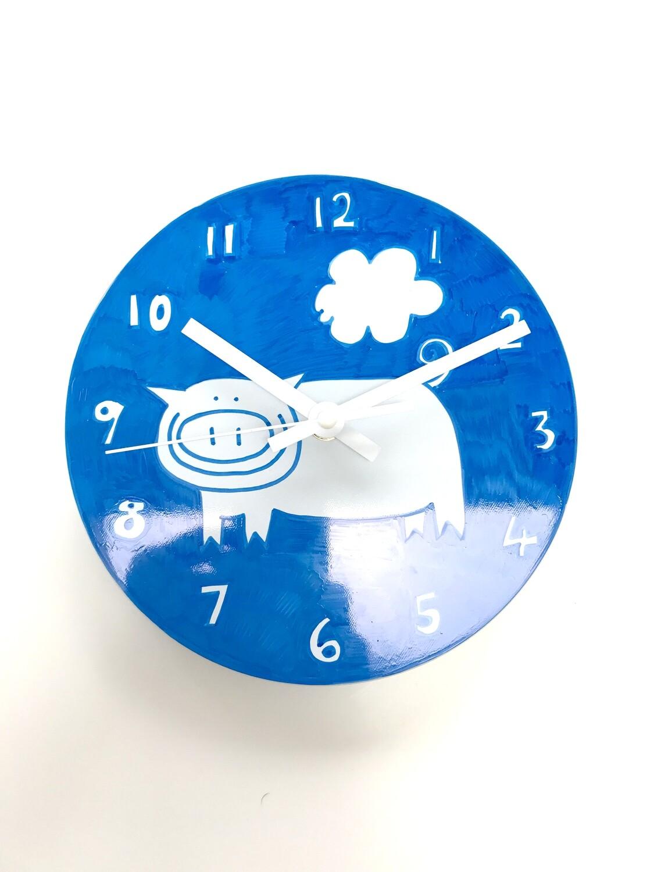 Pig's Clock