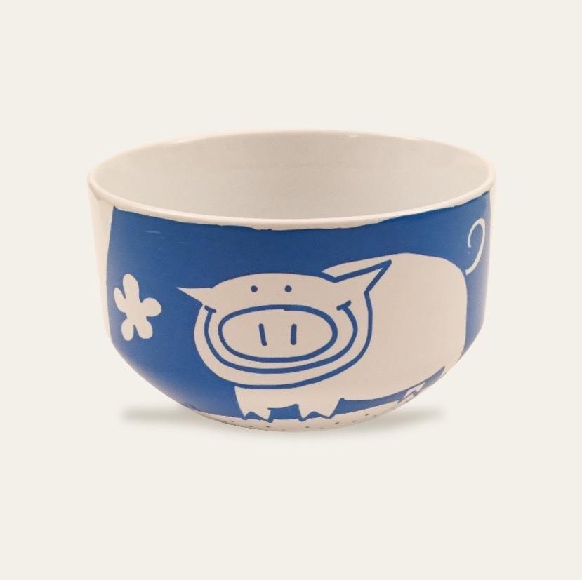 Pig's Slops Bowl