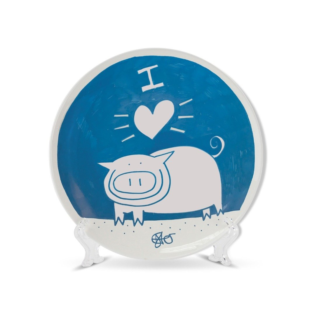 Pig's Super Special Plate
