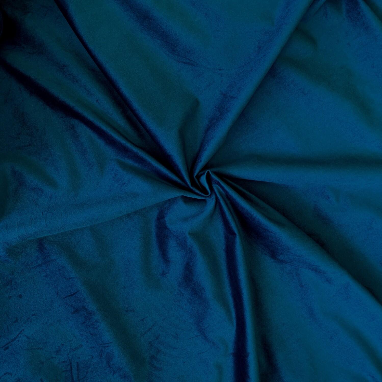 Peacock Premium Velvet Linens