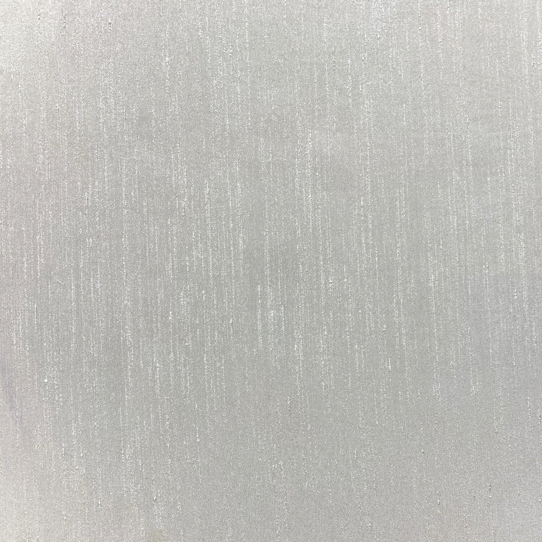 Platinum Shantung Linens
